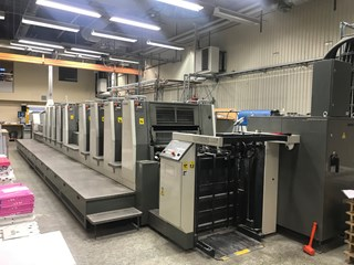 KOMORI 829P+C  Sheet Fed