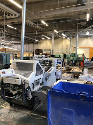 Stahl KC 66/4 KTL Folding Machines