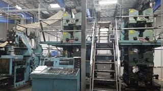 DGM 430 Zeitungsdruckmaschinen