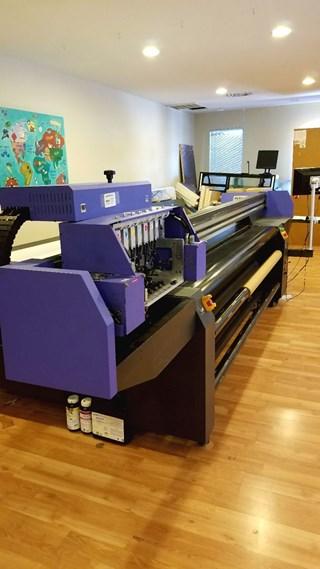 Flora PP2512UV Equipos para impresión de materiales rígidos