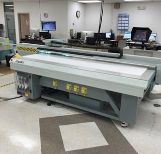 Fuji Acuity HD-2504 Equipos para impresión de materiales rígidos