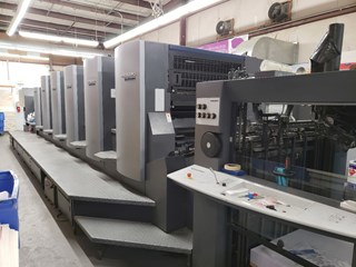 Heidelberg CD102-5+L SE Sheet Fed