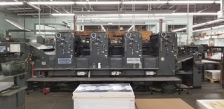Heidelberg SM 102VP Sheet Fed