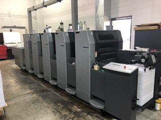 Heidelberg SM52-5P Sheet Fed