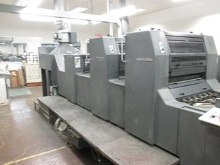 Heidelberg SM 74-2+L Machines offset à feuilles