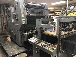 Heidelberg SORMZ Sheet Fed