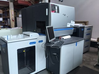 HP Indigo 5500 Digital Printing