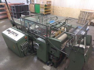 Kolbus DA-36 Case production