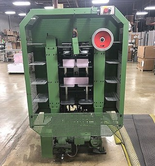 Kugler 340-2 Paper drilling & punching