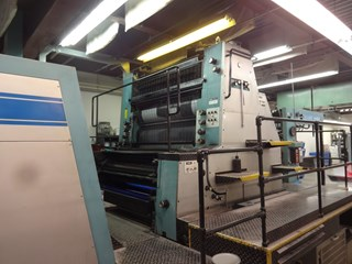 Man Roland 802-7 Sheet Fed