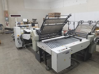 MBO B30 model 1430B-C-3 Folding Machines
