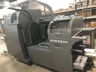 2013 MGI Meteor DP8700 XL Digital Printing