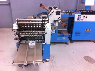 Vijuk/GUK SAF36 Folding Machines