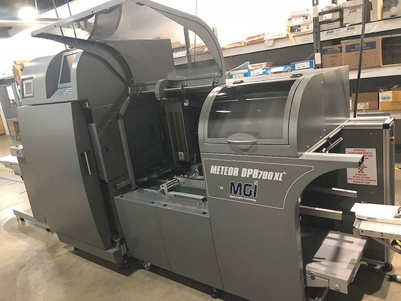 MGI Meteor DP8700 XL