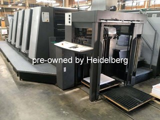 Heidelberg Speedmaster XL 75-4+L (C) Sheet Fed