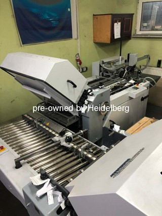 Heidelberg Stahlfolder Ti 52 Folding machines