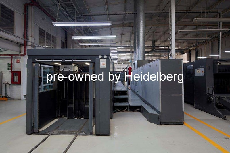 Heidelberg Speedmaster SM 102-10-P6