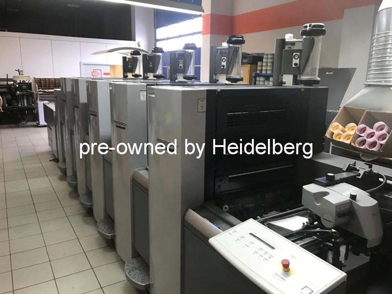 Heidelberg SM 52-5+LX Anicolor
