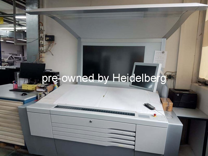 Heidelberg Speedmaster XL 106-5-P3+LX2