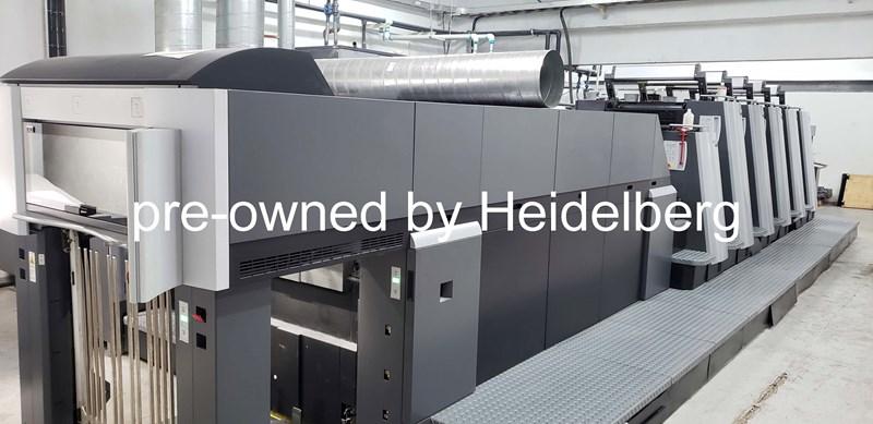 Show details for Heidelberg Speedmaster XL 75-5+LX (C)