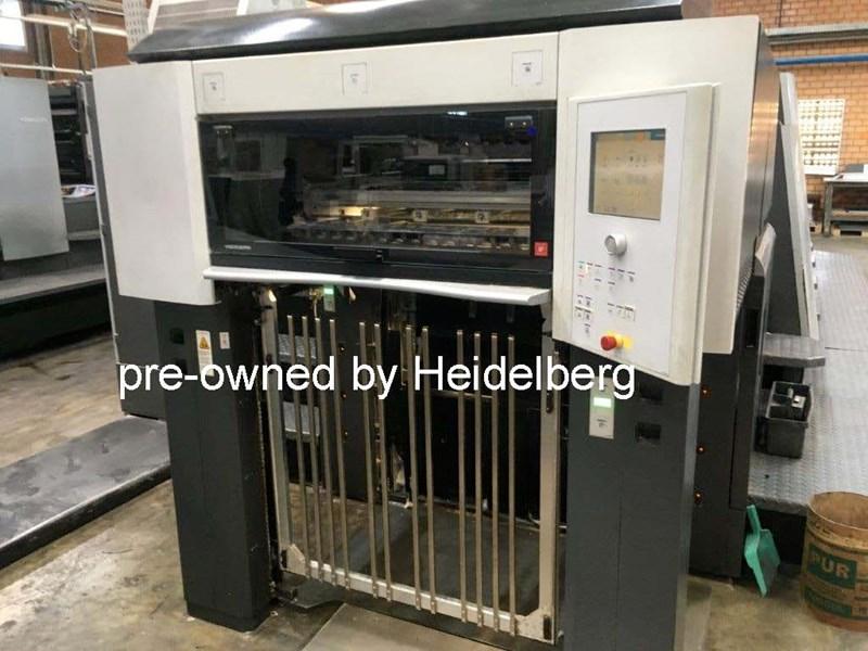 Heidelberg Speedmaster XL 75-4+L (C)