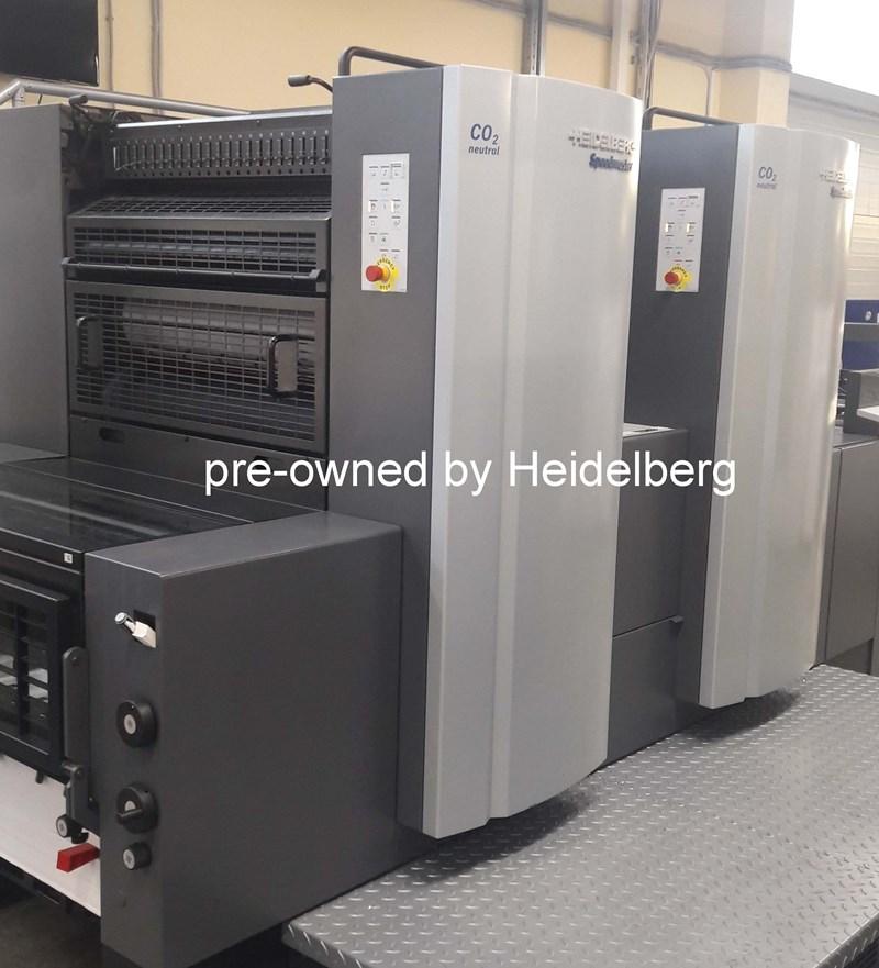 Heidelberg Speedmaster SX 74-2-P