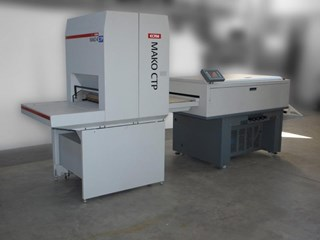 ECRM Mako 4 CTP-Systems