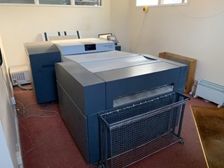 Heidelberg Topsetter 74 Classic with Autoloader CTP-Systems