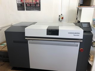 Heidelberg Topsetter 74 Classic CTP-Systems