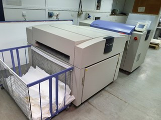 Screen PlateRite 4300S CTP-Systems