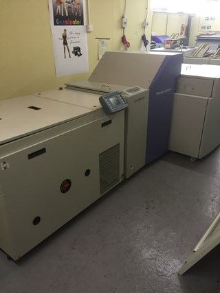 Screen 2055VI CTP-Systems