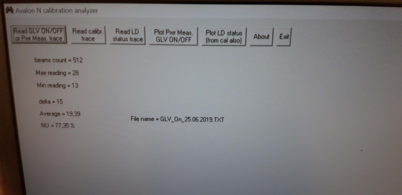 Agfa Avalon N8-50XT (Screen PT-R8800Z)