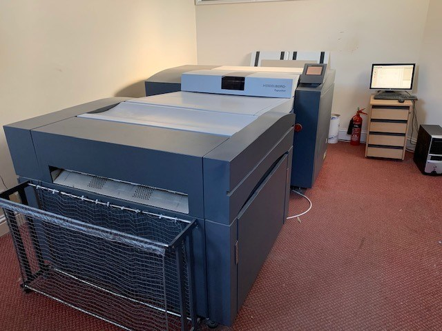 Heidelberg Topsetter 74 Classic with Autoloader