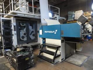 Heidelberg/Harris  M1000BE 5/c single web offset printing press  Heatset