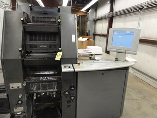 Heidelberg Quickmaster DI Pro 46-4 Press Digital Printing