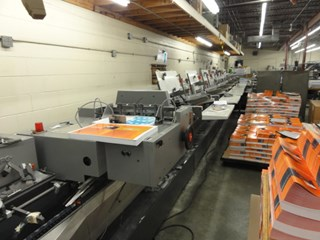 Heidelberg ST270 saddlestitcher  Saddlestitchers