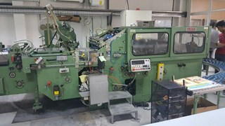 Horauf  BDM 20 casemaker  Case production