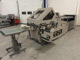 "Horizon AFC 744KT automatic 29""x51"" folder. Used For Demo Only! Folding Machines"