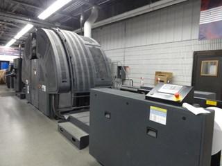 HP (Hewlett Packard) T230 digital color inkjet web press Impresión Ink Jet