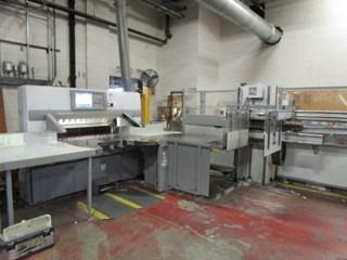 """Polar 115 XT 45"""" paper cutter  Guillotines/Cutters"""