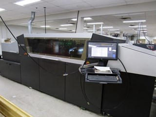 Scodix Ultra digital enhancement press Digital Printing
