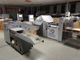 Stahl KH-82 Anniversary edition  Folding Machines