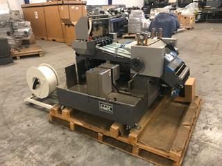 Horizon TST-37 crusher/stacker w/ plastic banding  Folding machines