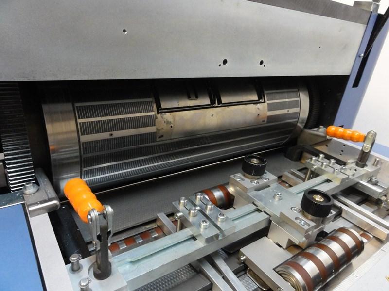 Bograma BS rotary 550 servo rotary die cutter