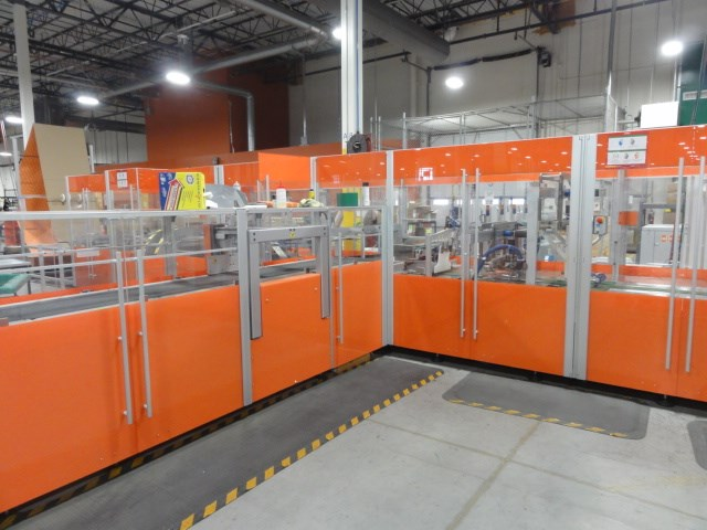 Show details for CMC CartonWrap 1000 automatic variable size corrugated box maker