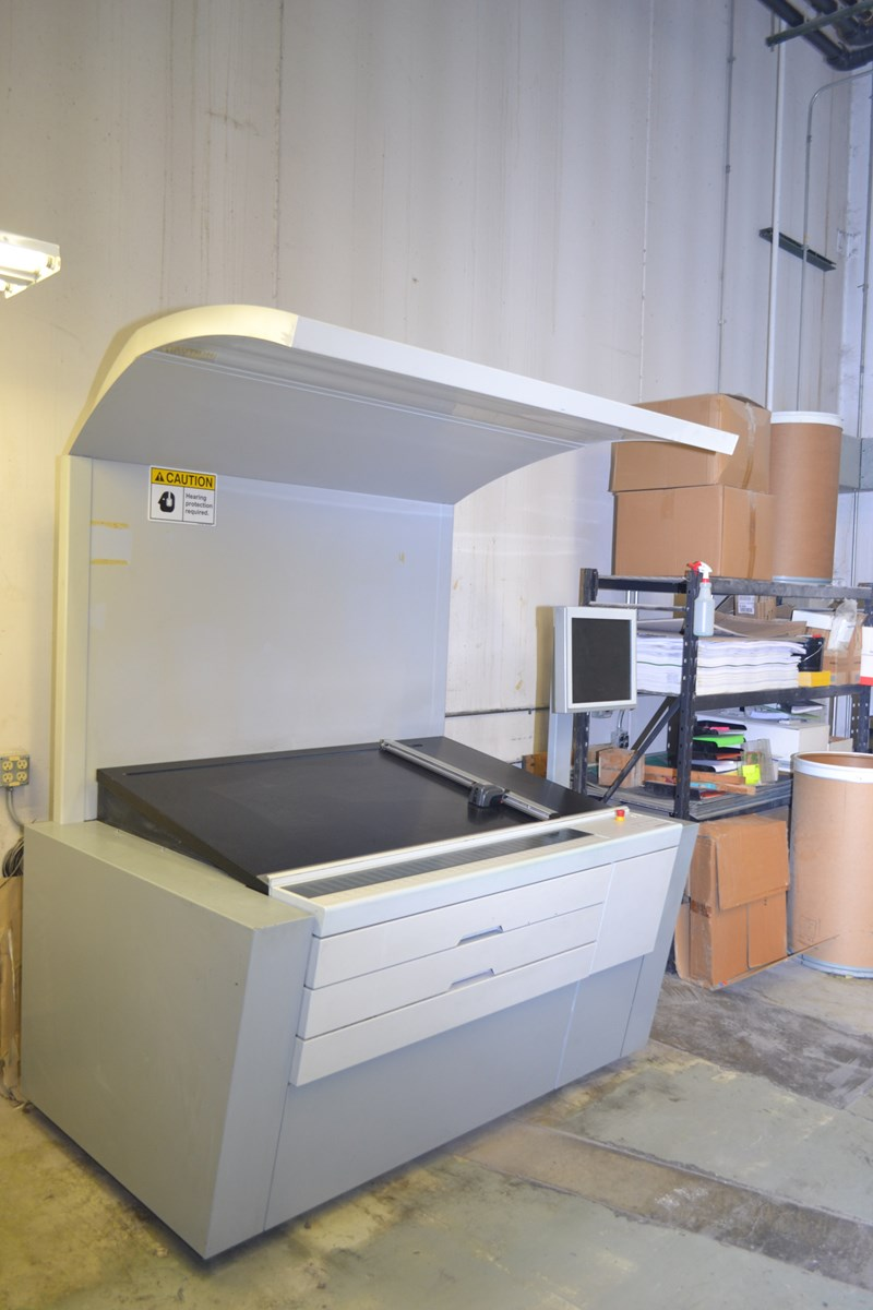 "Heidelberg CD102-5+L 28""x40"" 5/c sheet fed offset printing press"