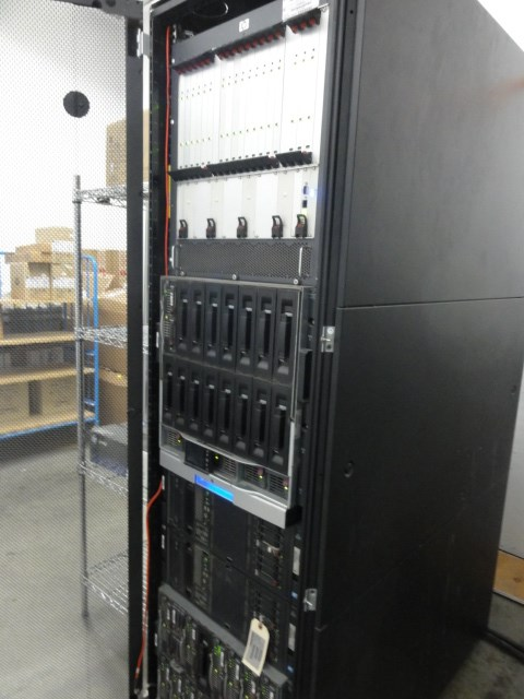 HP (Hewlett Packard) T230 digital color inkjet web press