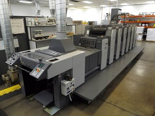Ryobi 526 GX 单张纸胶印机