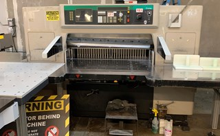 2000 Itoh RM 115 Paper Cutter Index Cutters