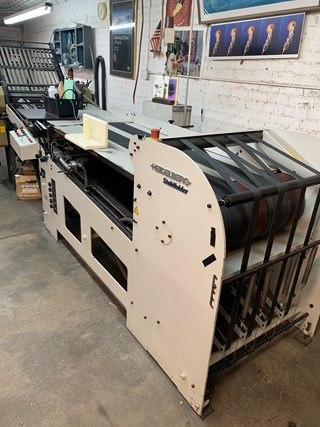 Stahl 1426D Folding Machines